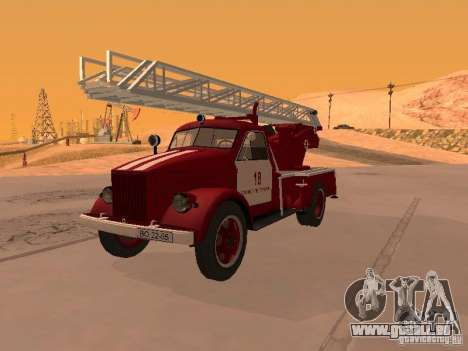 GAZ-51 ALG-17 pour GTA San Andreas