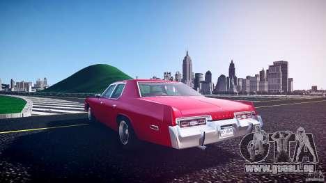 Dodge Monaco 1974 pour GTA 4 est un côté