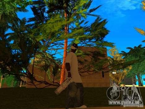 New Weapon Pack für GTA San Andreas zweiten Screenshot
