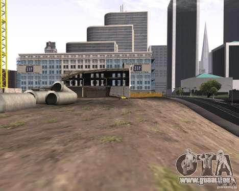 Eine Sammlung von Grafik-mods für GTA San Andreas her Screenshot