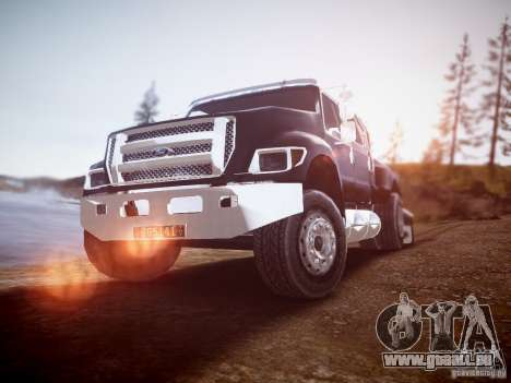 Ford F-650 Super Crewzer für GTA 4