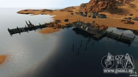 Red Dead Desert 2012 für GTA 4 dritte Screenshot