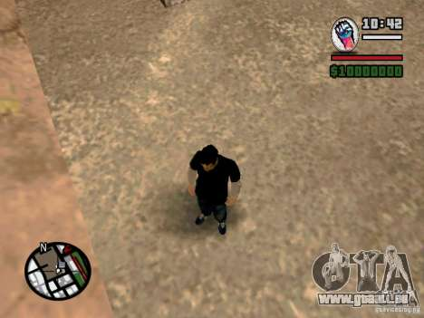 Slaude FXstyle für GTA San Andreas her Screenshot