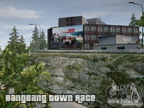 BangBang Town Race pour GTA 4