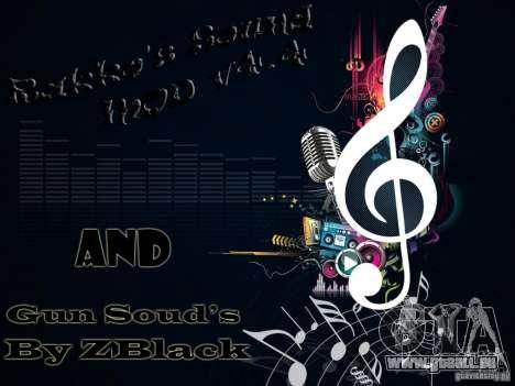 Rakkos Sound Mod v4.4 für GTA San Andreas