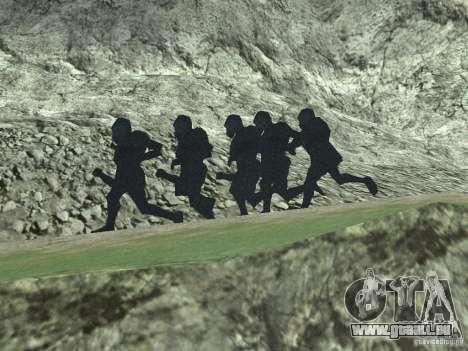 Mt. Chiliad Creature pour GTA San Andreas