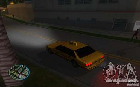 IVLM 2.0 TEST №5 pour GTA San Andreas huitième écran