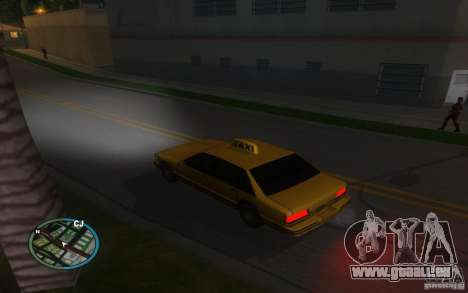 IVLM 2.0 TEST №5 für GTA San Andreas achten Screenshot