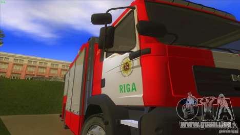 MAn TGL Riga FC pour GTA San Andreas vue arrière