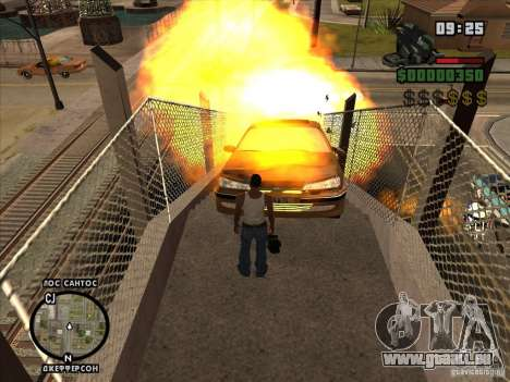 Explosive C4 für GTA San Andreas her Screenshot