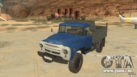 ZIL-MMZ-4502-Allradantrieb für GTA San Andreas