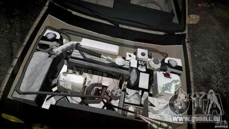 Volkswagen Golf Mk2 GTI Rat-Look pour GTA 4 est un droit