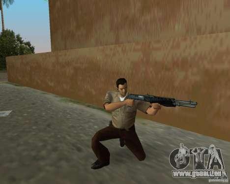 Pak Waffen von s.t.a.l.k.e.r. für GTA Vice City zweiten Screenshot