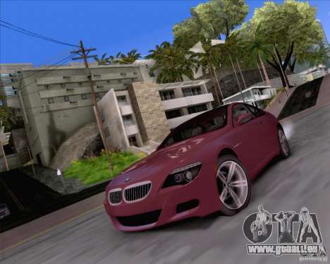 ENBSeries by Sankalol für GTA San Andreas zweiten Screenshot
