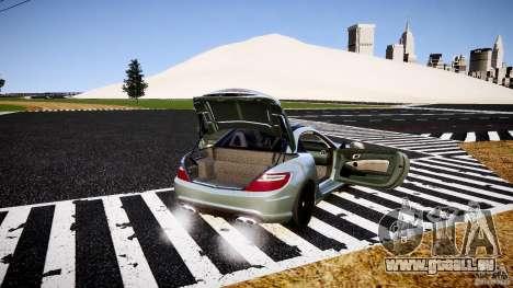 Mercedes-Benz SLK 2012 pour GTA 4 Salon