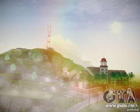 ENBSeries by ibilnaz v 2.0 pour GTA San Andreas neuvième écran