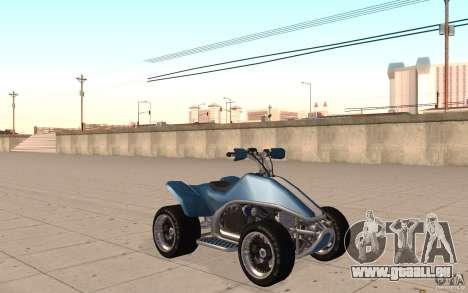 Peau Powerquad_by-Woofi-MF 1 pour GTA San Andreas