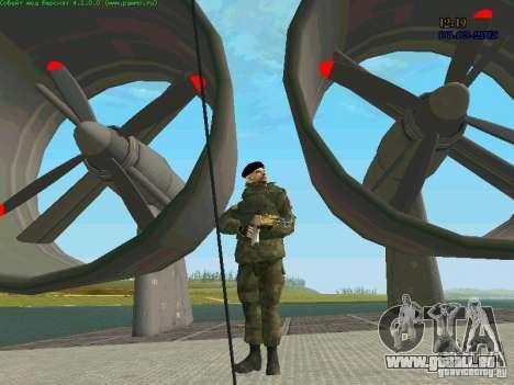 RF-Marine für GTA San Andreas fünften Screenshot