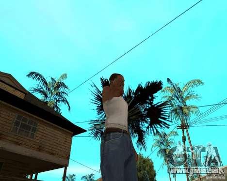 Nokia N97 für GTA San Andreas her Screenshot