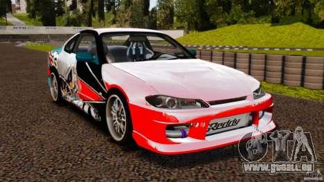 Nissan Silvia S15 Evil Empire für GTA 4