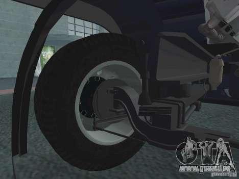 Aktives Dashboard 3.0 für GTA San Andreas achten Screenshot