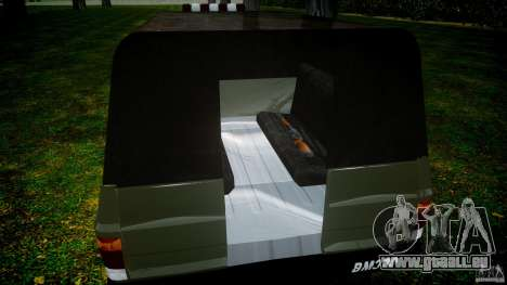 Chevrolet D20 Brigada Militar RS für GTA 4 obere Ansicht