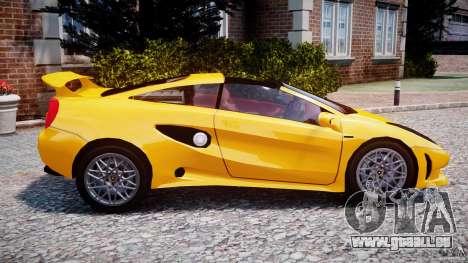 Lamborghini Cala für GTA 4 linke Ansicht