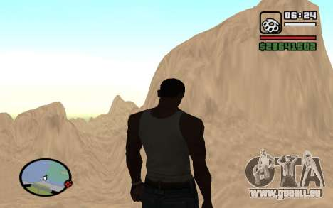Mountain map für GTA San Andreas dritten Screenshot
