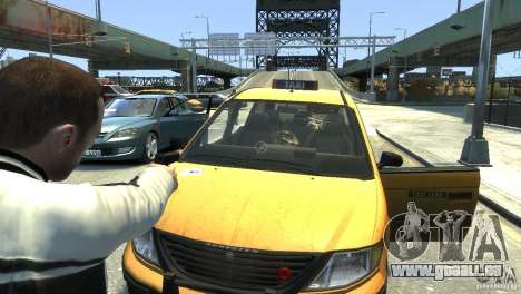New Glass Effects für GTA 4 dritte Screenshot