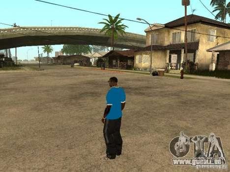 Mike Zenith pour GTA San Andreas quatrième écran