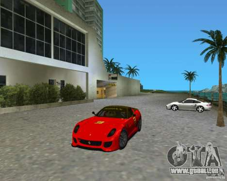 Ferrari 599 GTO für GTA Vice City