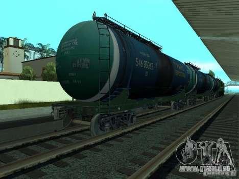 Tankwagen für GTA San Andreas