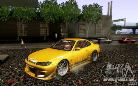 Nissan Silvia S15 Drift Style für GTA San Andreas