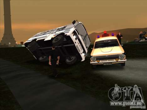 Setz dich und jede Maschine raus für GTA San Andreas zweiten Screenshot