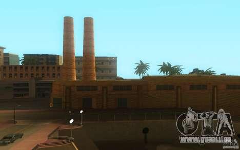Neue Texturen in Los Santos für GTA San Andreas zweiten Screenshot