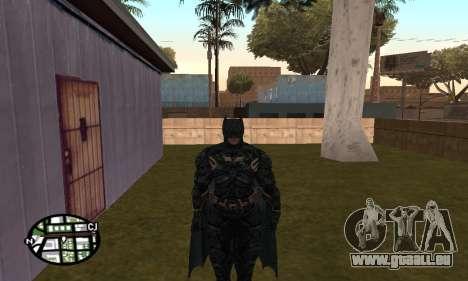 Dark Knight Skin Pack für GTA San Andreas zweiten Screenshot