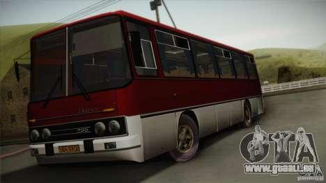 IKARUS 255.01 pour GTA San Andreas