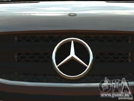 Mercedes-Benz Sprinter 2500 für GTA 4 Seitenansicht