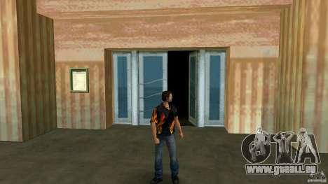 Herr Feuer mit Blue jeans für GTA Vice City