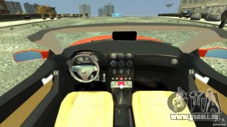 Alfa Romeo GTV Spider pour GTA 4 est un droit