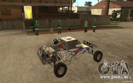 CORR Super Buggy 2 (Hawley) pour GTA San Andreas vue de droite