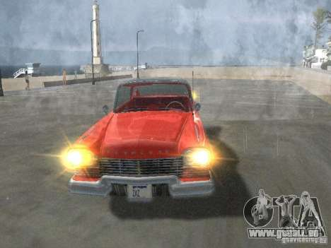 Plymouth Belvedere Sport sedan für GTA San Andreas Seitenansicht
