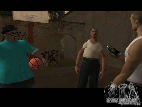 Varrio Los Aztecas pour GTA San Andreas septième écran
