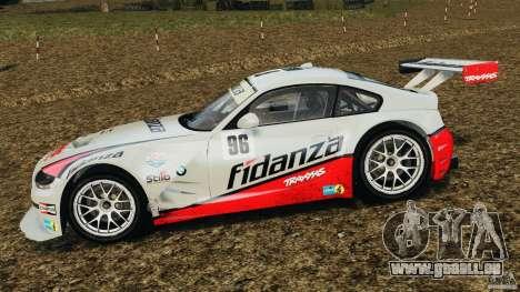 BMW Z4 M Coupe Motorsport pour GTA 4 est une gauche