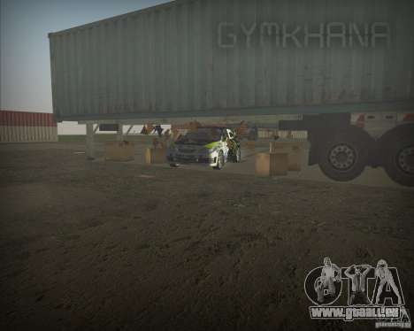 Gymkhana mod GTA Vice City pour la deuxième capture d'écran