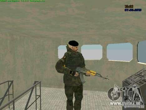 RF-Marine für GTA San Andreas dritten Screenshot