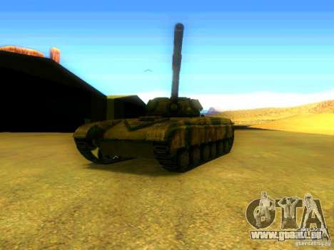 Tank Spiel S. T. A. L. k. e. R für GTA San Andreas