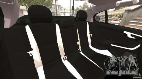 Volvo S60 R Design pour GTA 4 est un côté