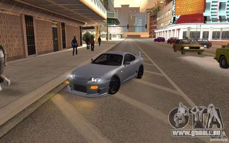 Toyota Supra Mark IV für GTA San Andreas