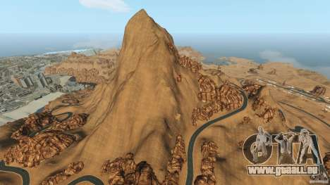 Red Dead Desert 2012 pour GTA 4 dixièmes d'écran